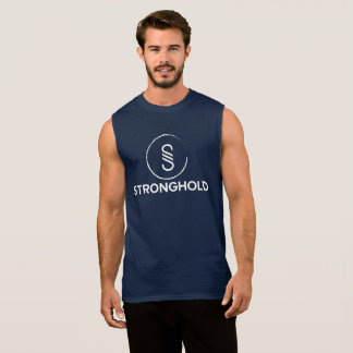Stronghold (White logo) Sleeveless Shirt