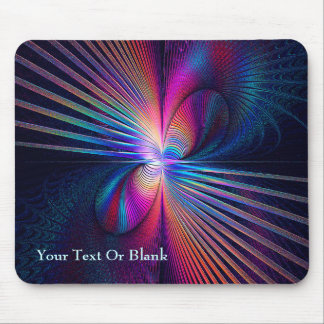 Structural Iridescence Mouse Pad