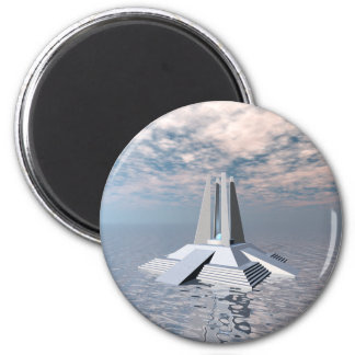 Structural Tower of Atlantis Magnet