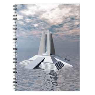 Structural Tower of Atlantis Notebooks