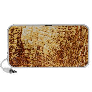 structure golden iPhone speaker