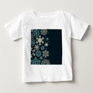 Structure snow baby T-Shirt