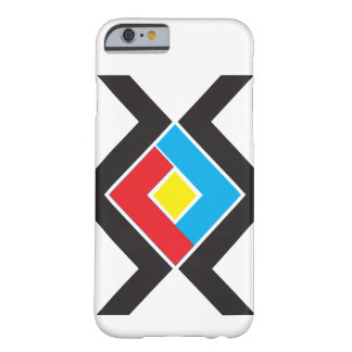 STRUCTURED PATTERN BARELY THERE iPhone 6 CASE