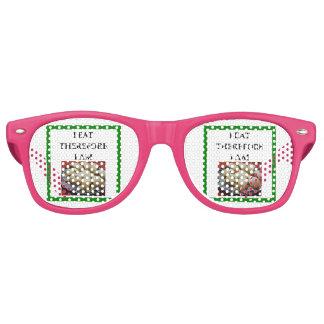 strudel retro sunglasses