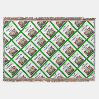 strudel throw blanket