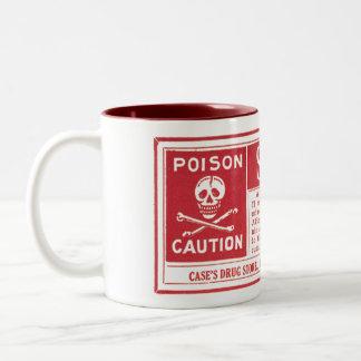 Strychnine Poison Mug