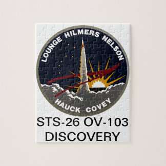 STS-26 Discovery: Return To Flight Puzzle