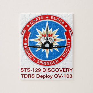 STS-29:  Discovery: OV-103 and TDRS Puzzle