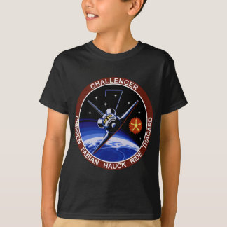 STS-7: Challenger OV-99 & Sally Ride T-Shirt