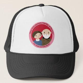 Sts. Louis and Zelie Martin Trucker Hat
