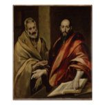 Sts Peter and Paul Poster