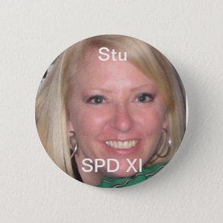 Stu 2 Inch Round Button