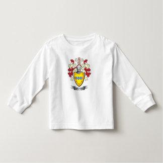 Stuart Family Crest Coat of Arms Toddler T-shirt
