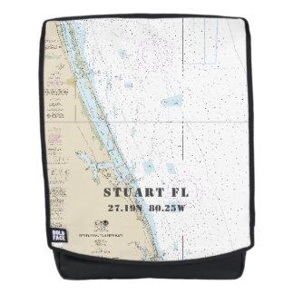 Stuart Florida Nautical Latitude Longitude