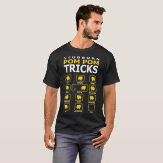 Stubborn Pom Pom Trick Tshirt