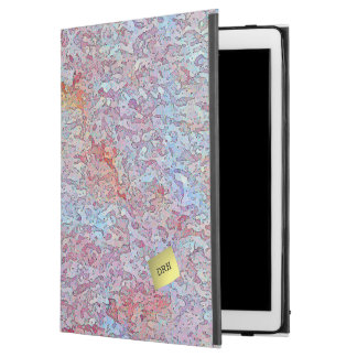 "Stucco Blue Mist iPad Pro 12.9"" Case"