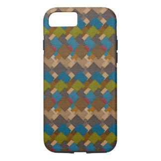 Stucco Tiles Colour Art Design iPhone 8/7 Case