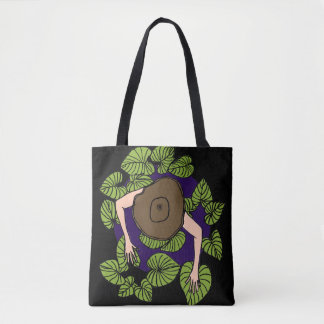 Stuck In Nature Tote Bag
