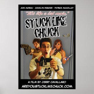 Stuck Like Chuck Official Poster
