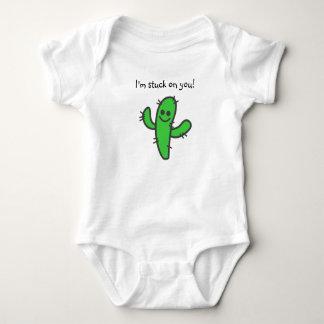 Stuck on You! Baby Bodysuit