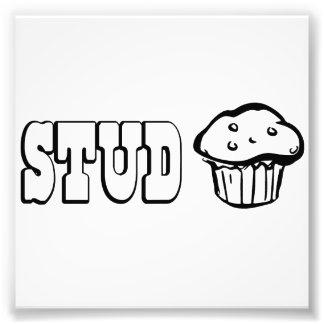 Stud Muffin Photo Art