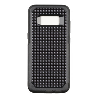 Studded Steel Texture OtterBox Commuter Samsung Galaxy S8 Case