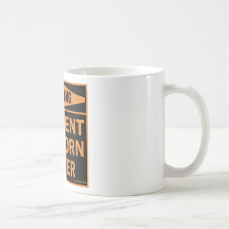 Student Alphorn Player Coffee Mug