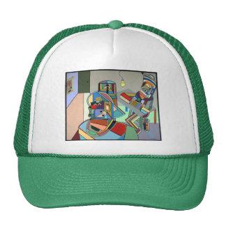 """""""Student"""" by Ruchell Alexander Trucker Hat"""