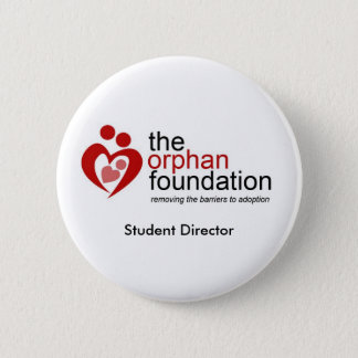 Student Director Badge 2 Inch Round Button