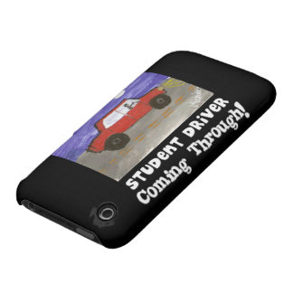 Student Driver iPhone 3 Cases