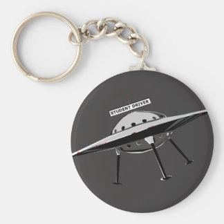 Student Driver - Key Chain