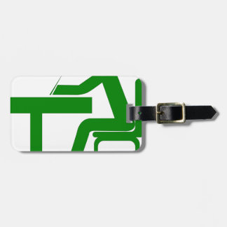 Student Luggage Tag