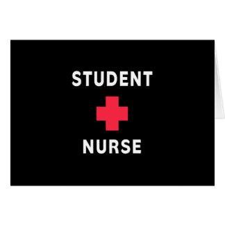 Student Nurse Card