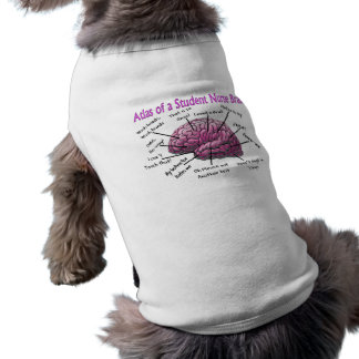 Student Nurse Gifts Doggie Tee Shirt