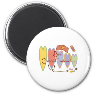 Student Nurse/Instructor gifts 2 Inch Round Magnet