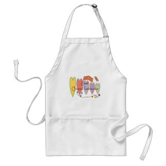 Student Nurse/Instructor gifts Standard Apron