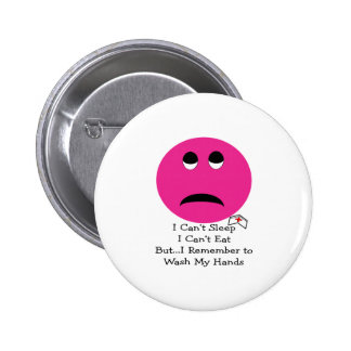 Student Nurse Smiley Face Gifts Buttons
