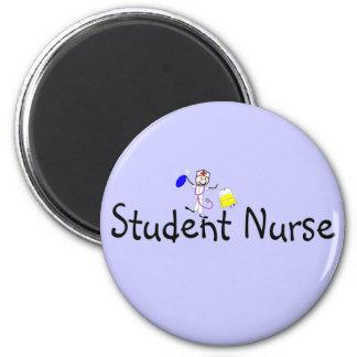 Student Nurse Stick Person Magnets