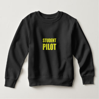 Student Pilot Caution Sweatshirt