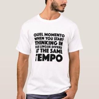 Students Of Italian/Italian Learners Funny T Shirt