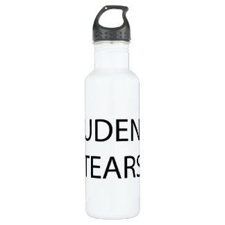 Students' tears 710 ml water bottle
