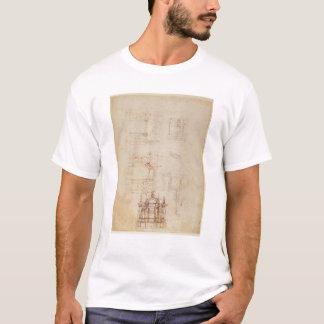 Studies for architectural composition T-Shirt