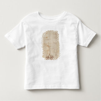 Studies for architectural composition toddler t-shirt