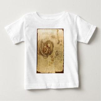 Studies of Embryos. Baby T-Shirt