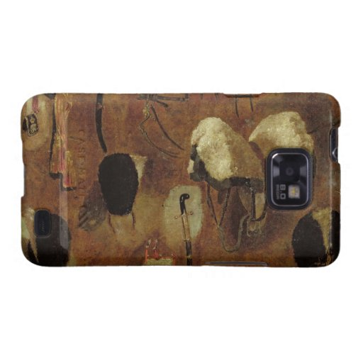 Studies of Military Accoutrements: a study for 'Th Samsung Galaxy SII Cases