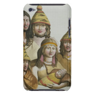 Studies of native Americans (colour litho) Barely There iPod Case