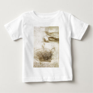 Studies of Water passing Obstacles and falling Baby T-Shirt