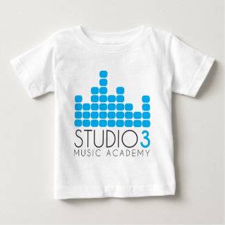 Studio 3 Music Academy Baby T-Shirt