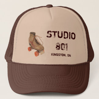 STUDIO 801 TRUCKER HAT