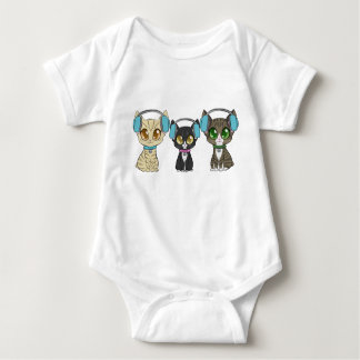 Studio Cats Body Suit Baby Bodysuit